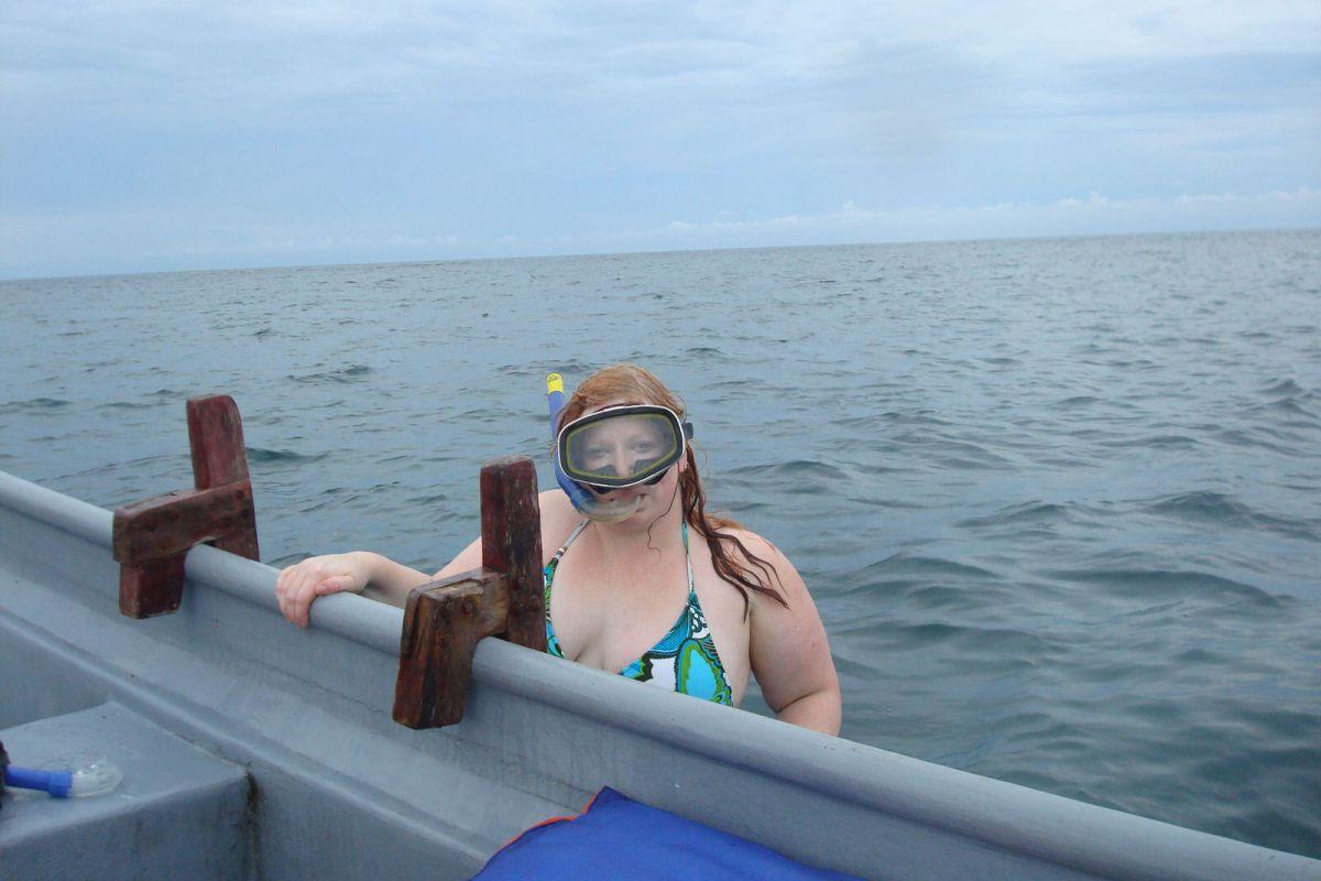 Snorkeling, Cahuita, Costa Rica