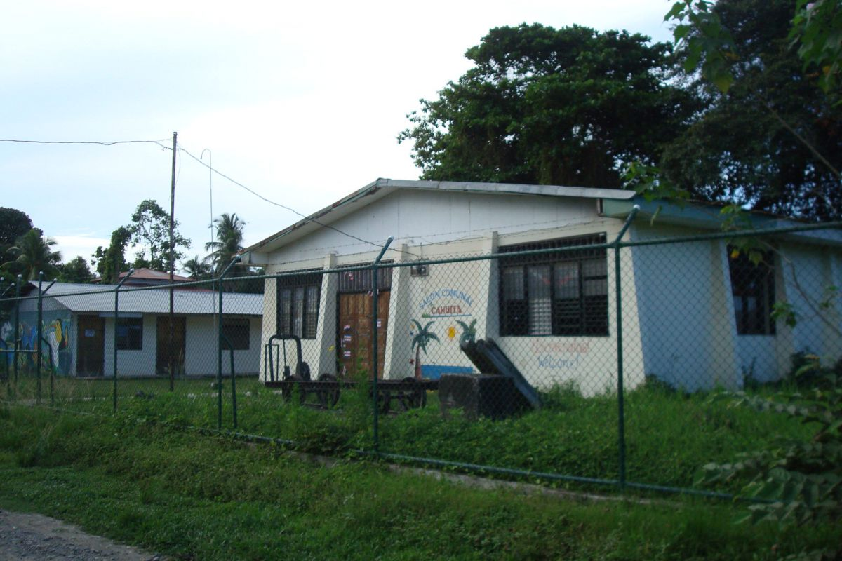 school, Cahuita, Costa Rica