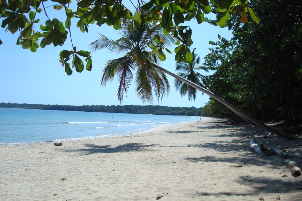Cahuita beach, Costa Rica