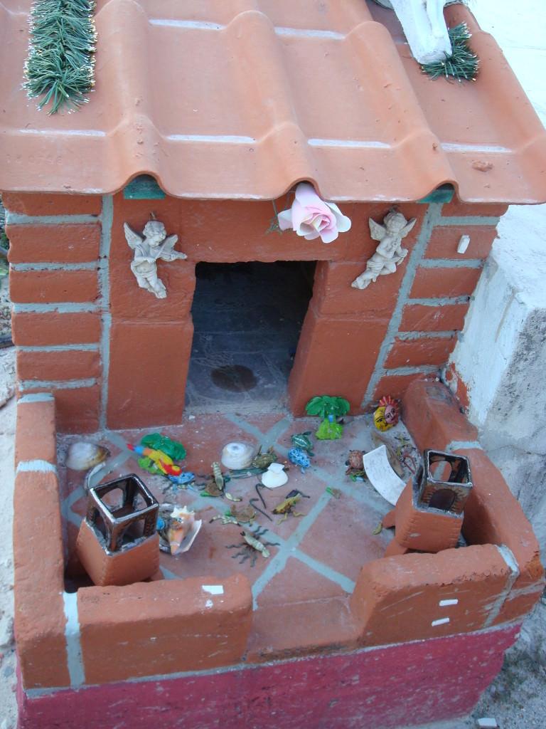 Isla Mujeres Cemetery
