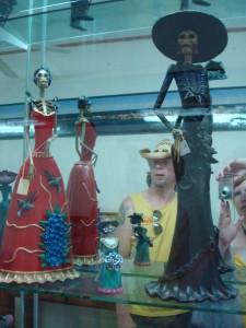 Catrina dolls, Isla Mujeres