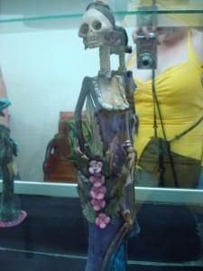 Catrina dolls Isla Mujeres