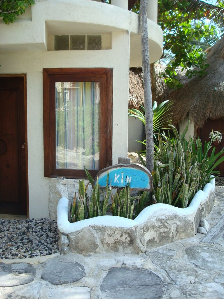 Tulum beach bungalow