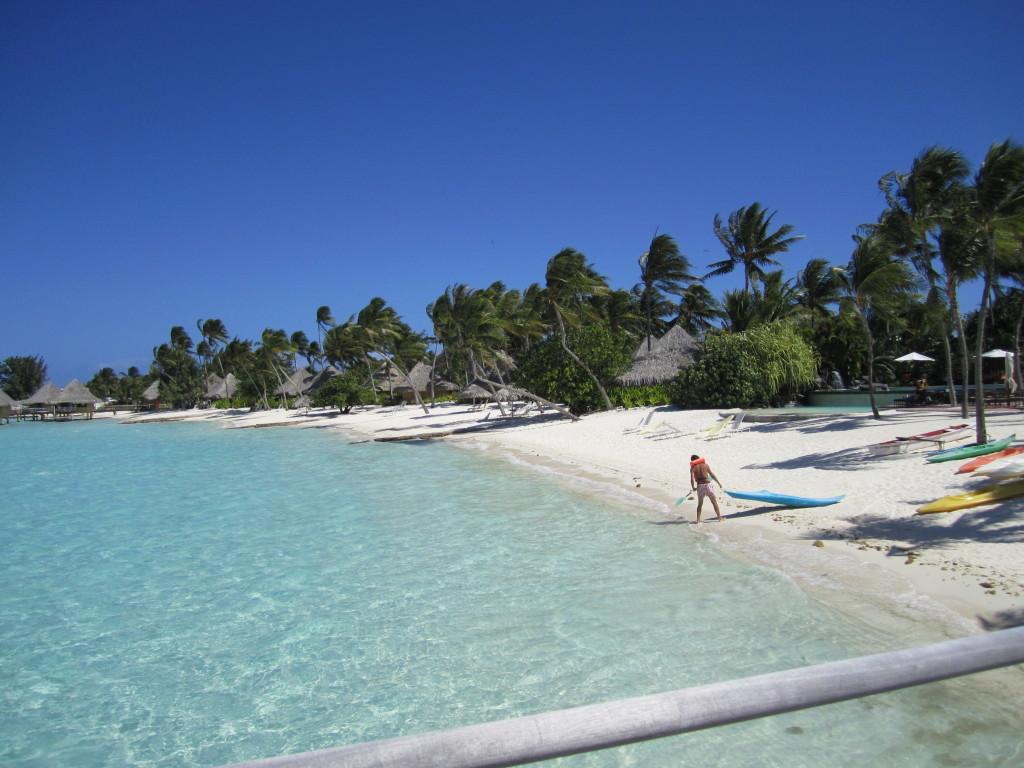 Intercontinental Le Moana Bora Bora, Tahiti