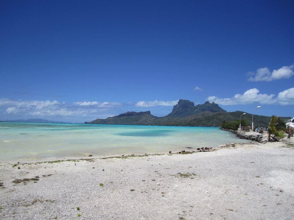 Bora Bora airport