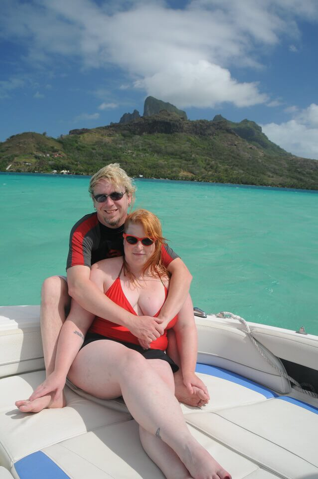 Bora Bora photo lagoon tour