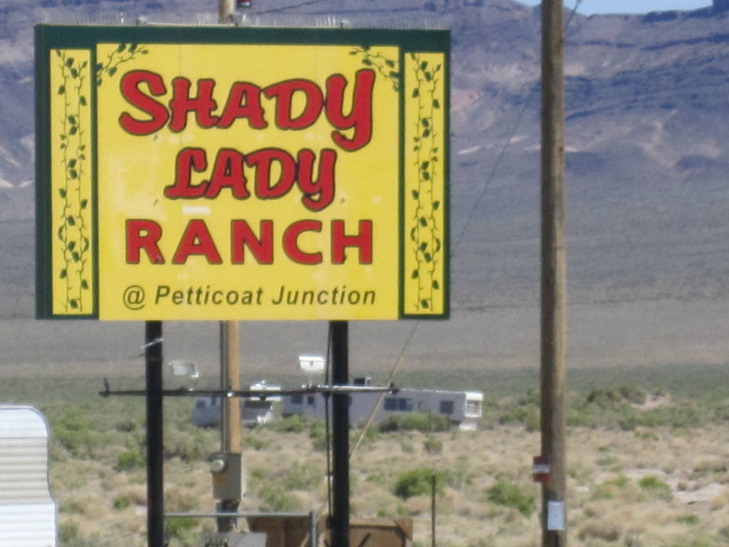Shady Lady Ranch Nevada