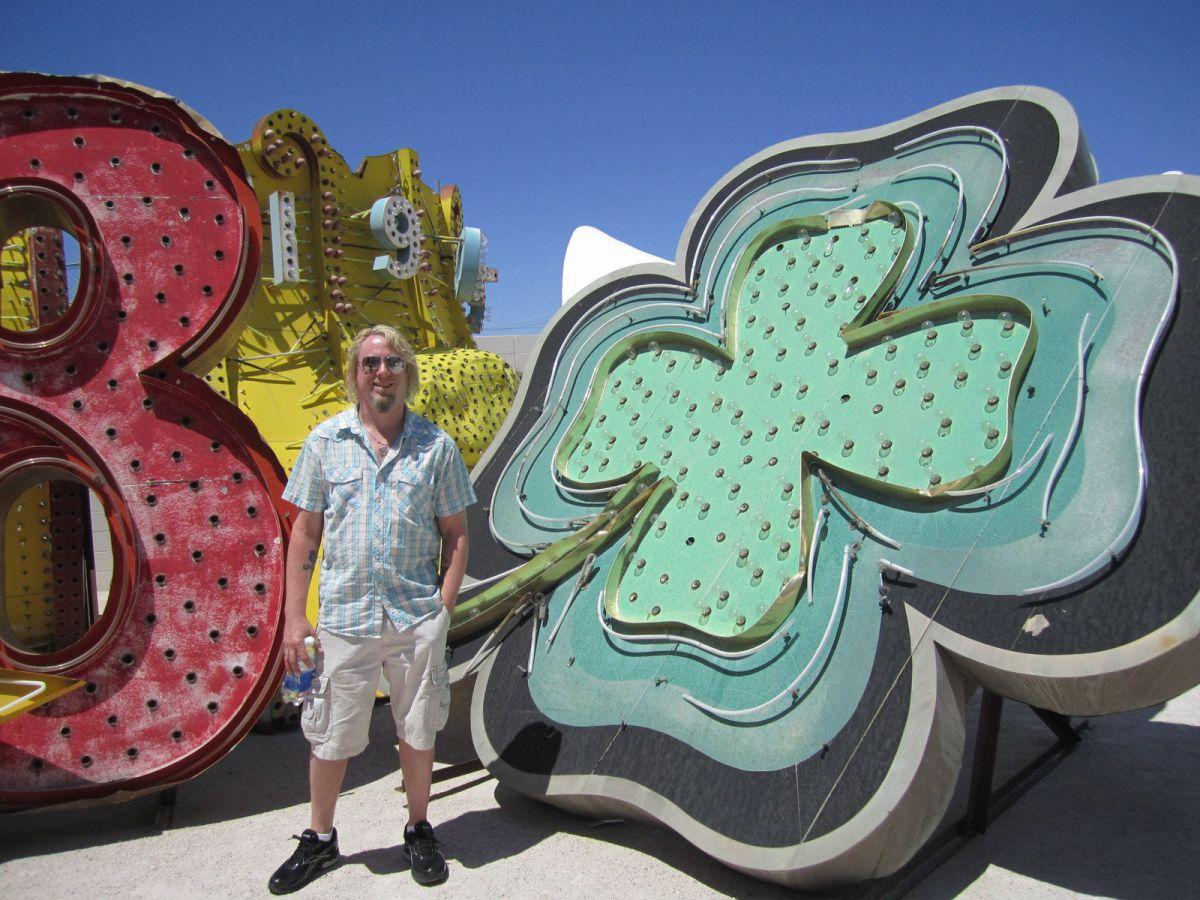 Neon Boneyard Las Vegas