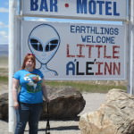 Little A'le'inn Extraterrestrial Highway Nevada