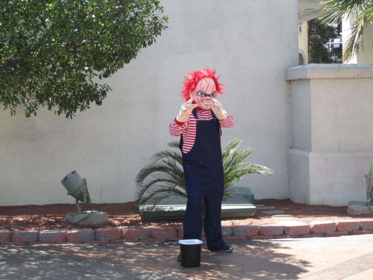 Chucky Las Vegas