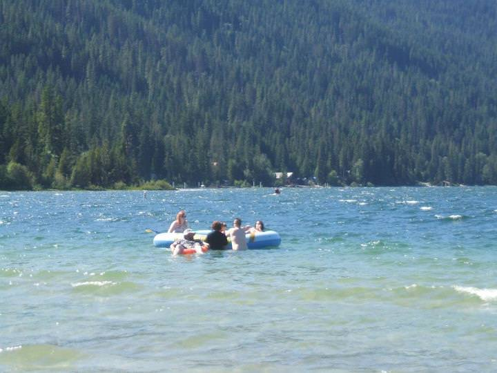 Camping at Lake Wenatchee State Park