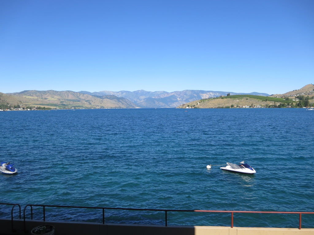 Lake Chelan Fourth of July