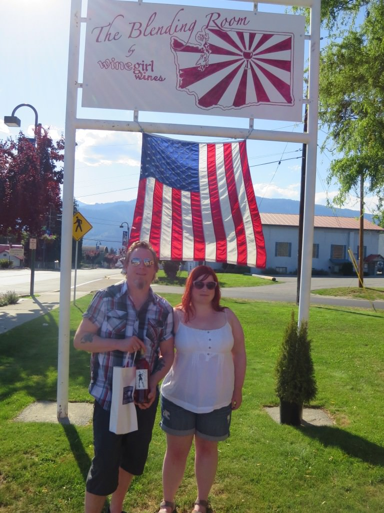 Wine Girl Wines Chelan