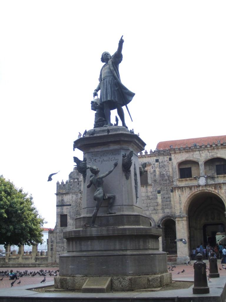 Parque Colon, Santo Domingo Domincan Republic 063