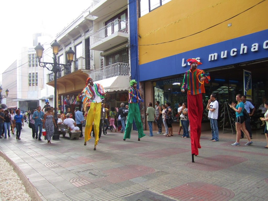 Parade Santo Domingo Domincan Republic 072