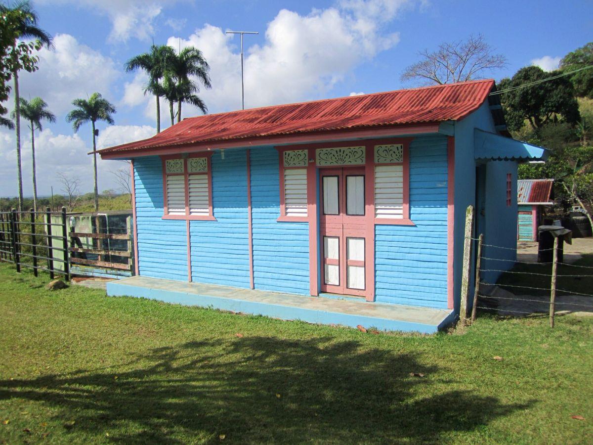 Dominican Republic house