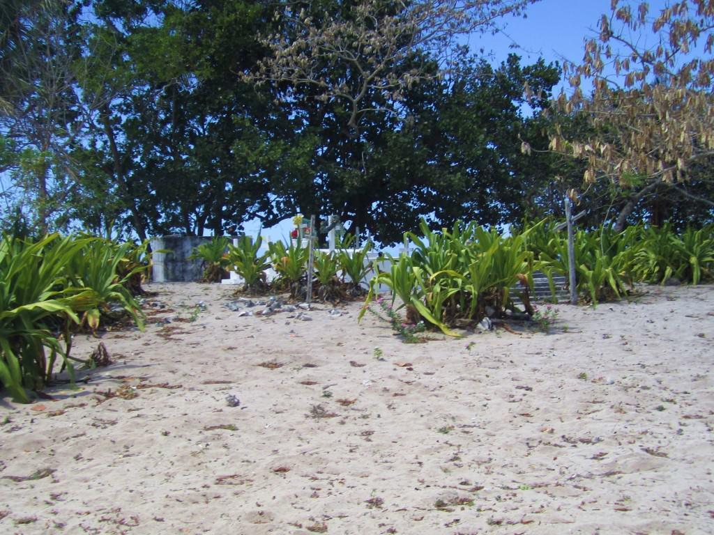 Bayahibe Beach cemetery Domincan Republic 143