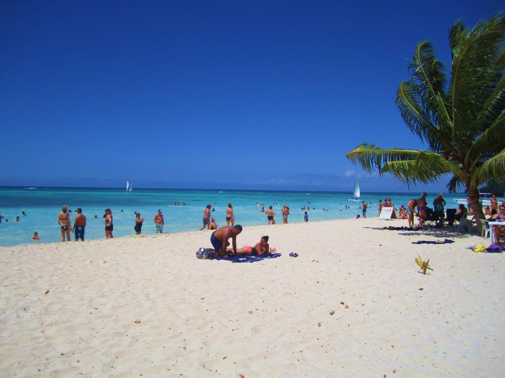 Bayahibe public beach Domincan Republic 145