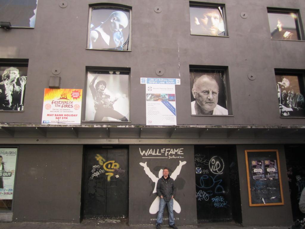 Dublin's Wall of Fame