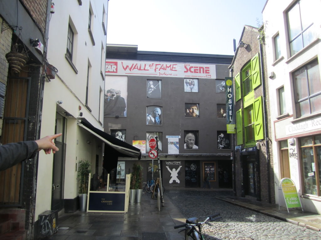 Dublin's Wall of Fame