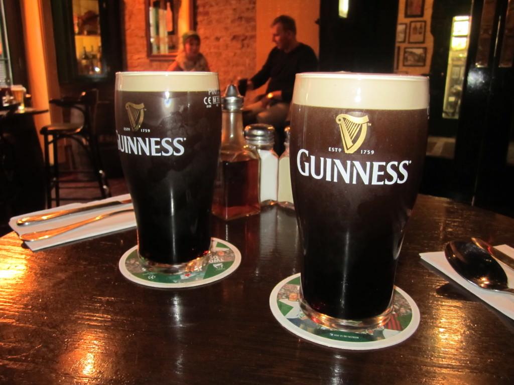 Old Storehouse Dublin Ireland