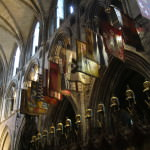 St Patricks cathedral dublin ireland