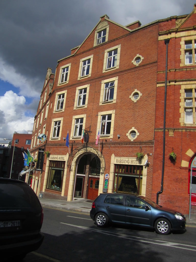 Harding Hotel Dublin Ireland
