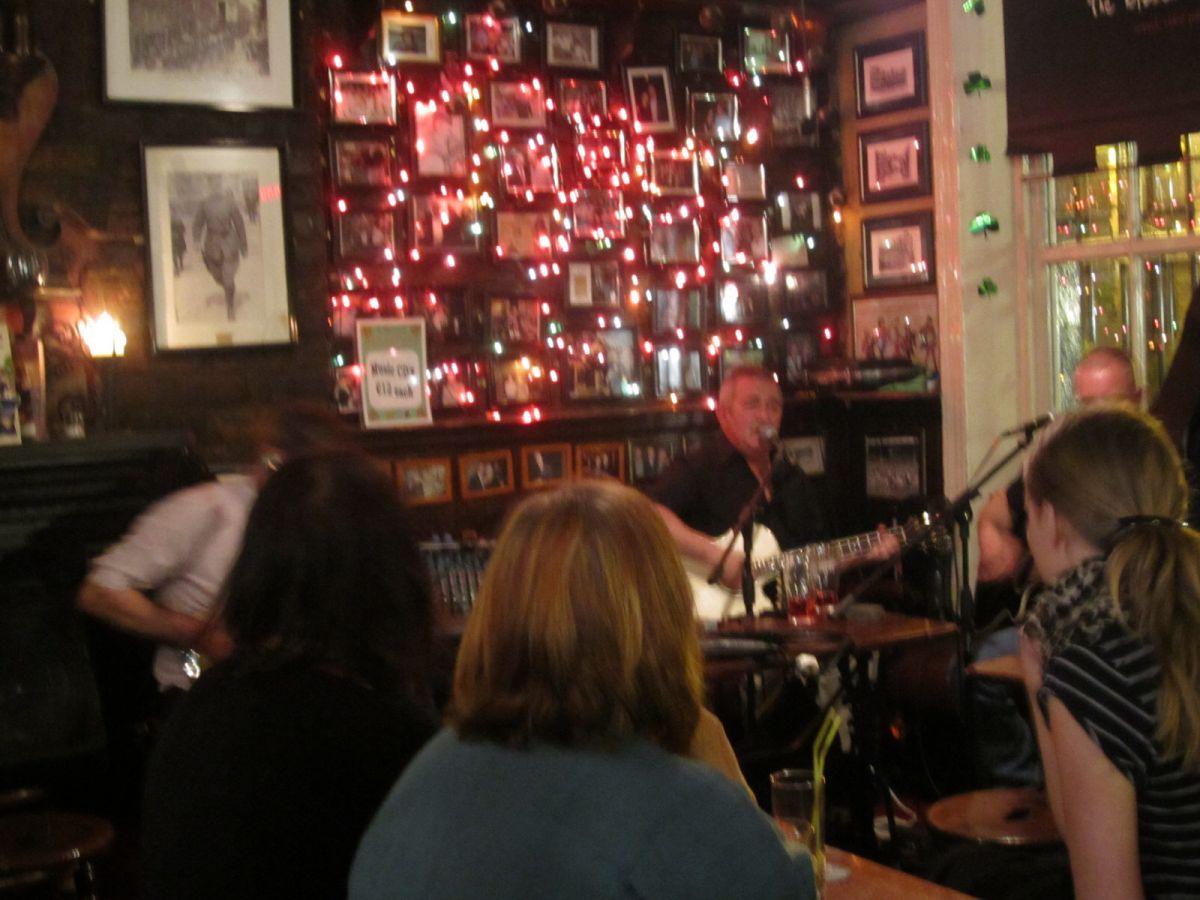 The Brazen Head Pub Dublin Ireland