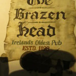 The Brazen Head Pub Dublin Ireland