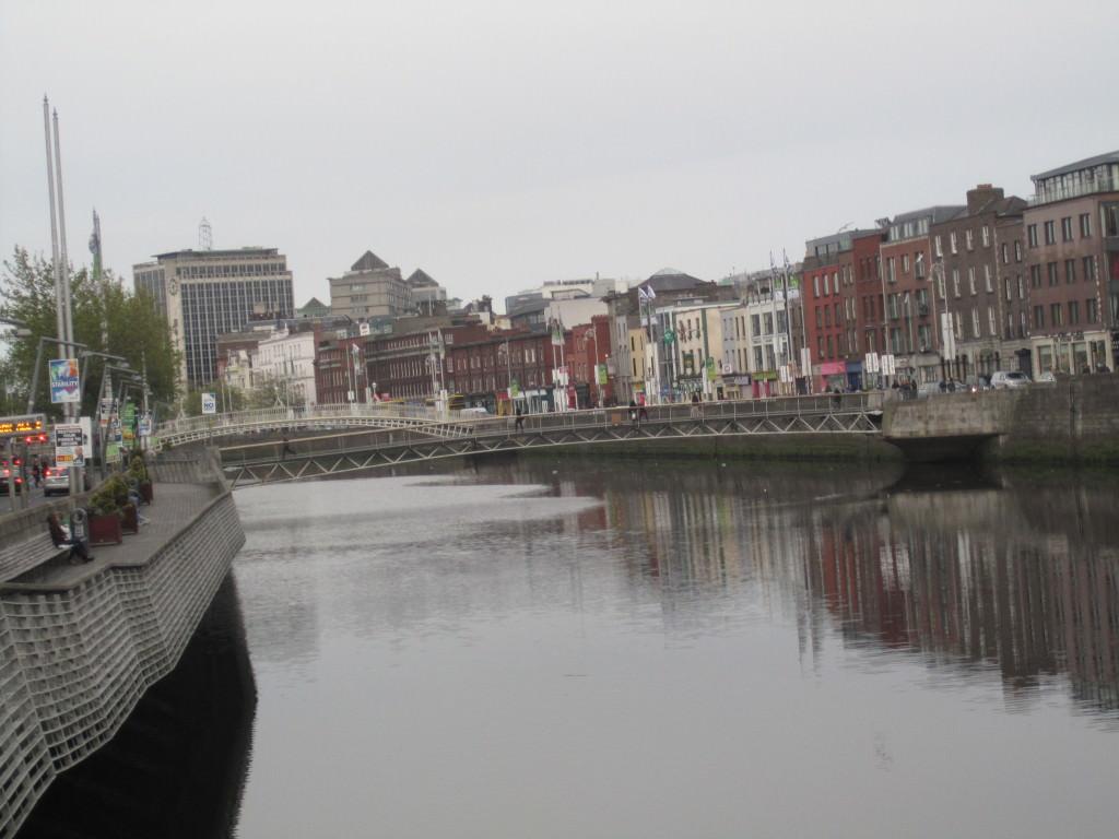 River Liffey Dublin Ireland