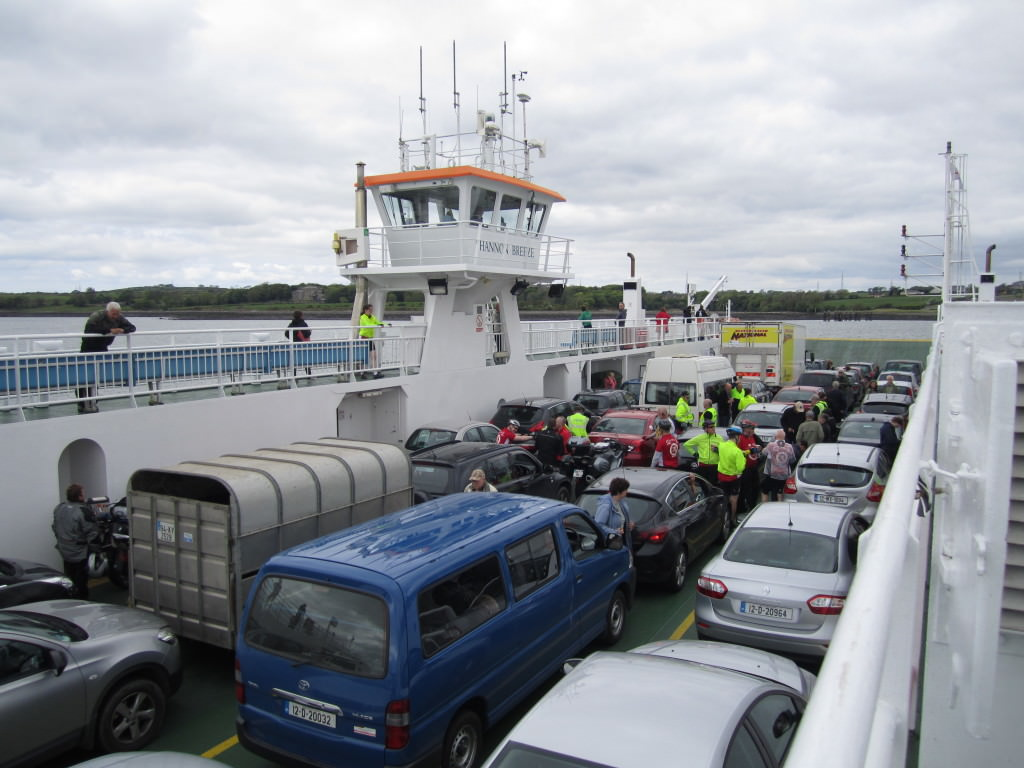 Killimer Tarbert Ferry Ireland