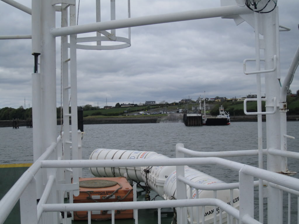 Killimer Tarbert Ferry Ireland