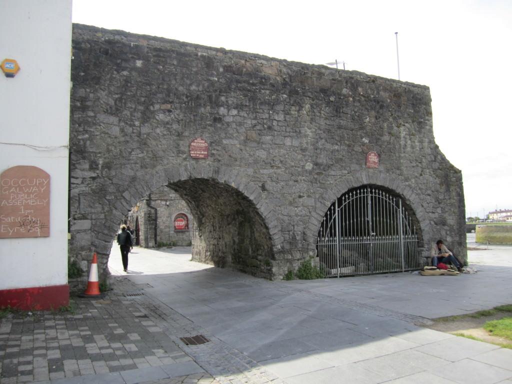 Spanish Arch Galway Ireland