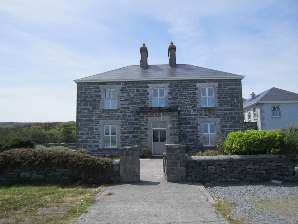 Kilmurvey House Inishmore Aran Islands Ireland