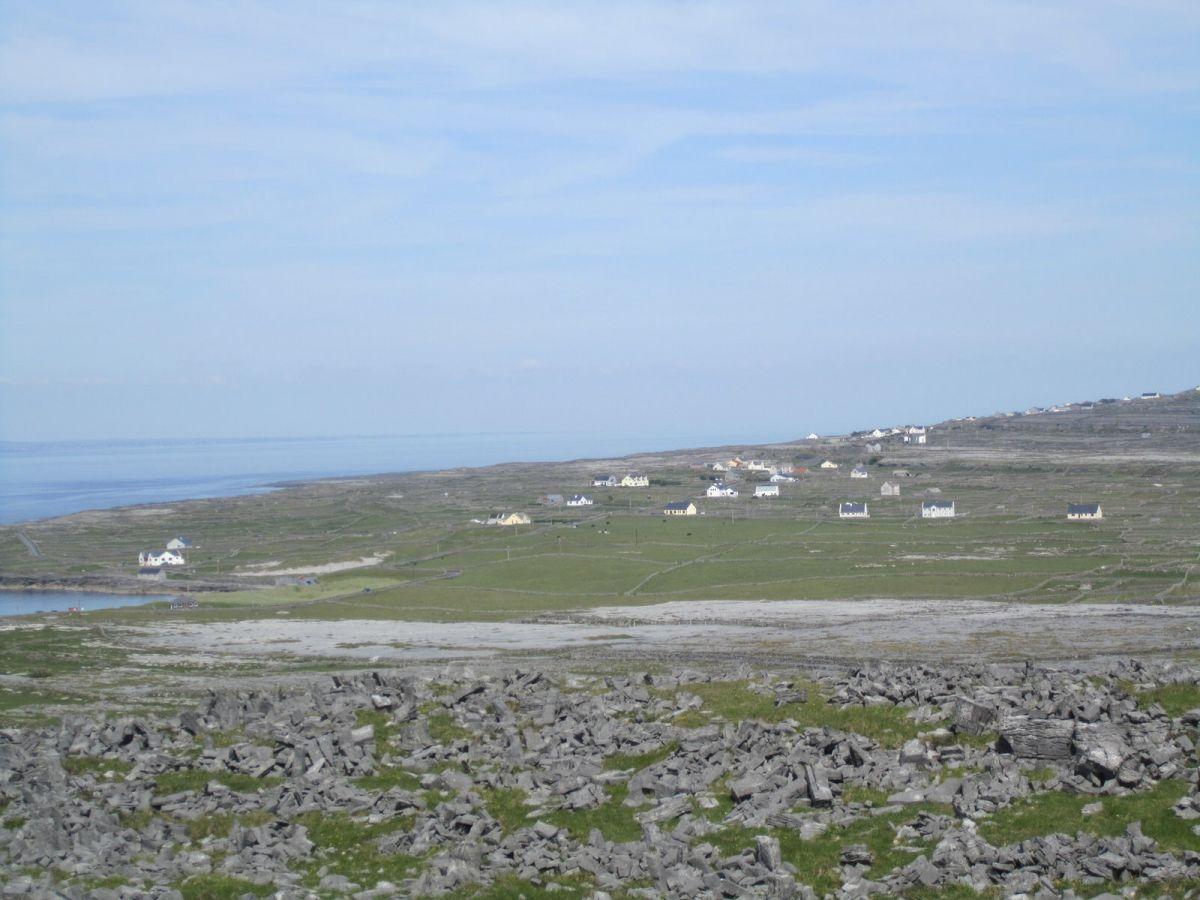 Dun Aengus Aran Islands Ireland
