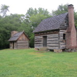 Slave Cabins Latta Plantation