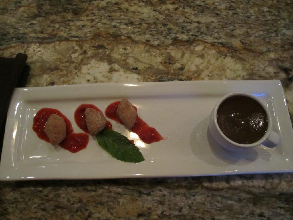Halcyon Charlotte North Carolina dessert