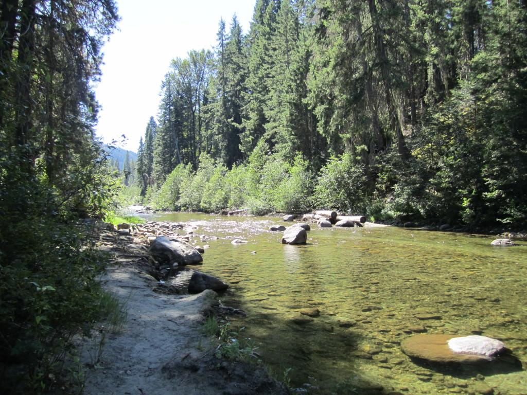 Nason Creek Lake Wenatchee State Park