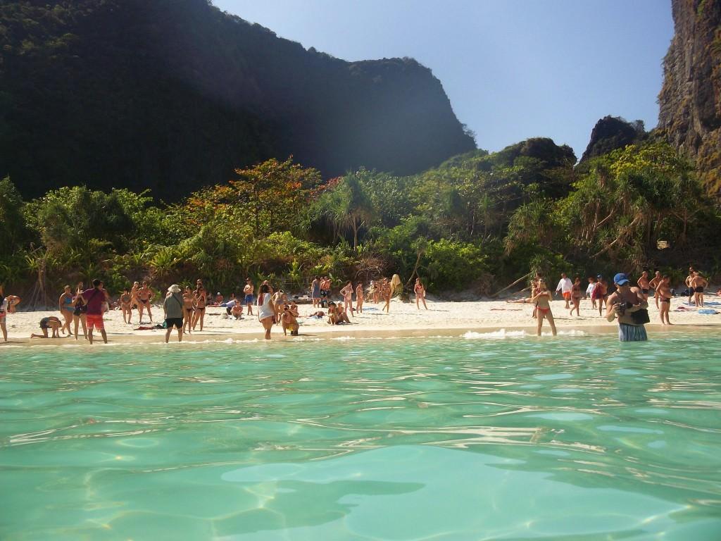 Maya Bay Phi Phi Leh Thailand 038