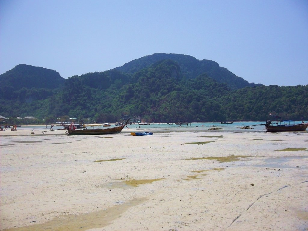 Loh Dalum Bay Phi Phi Don Thailand 066