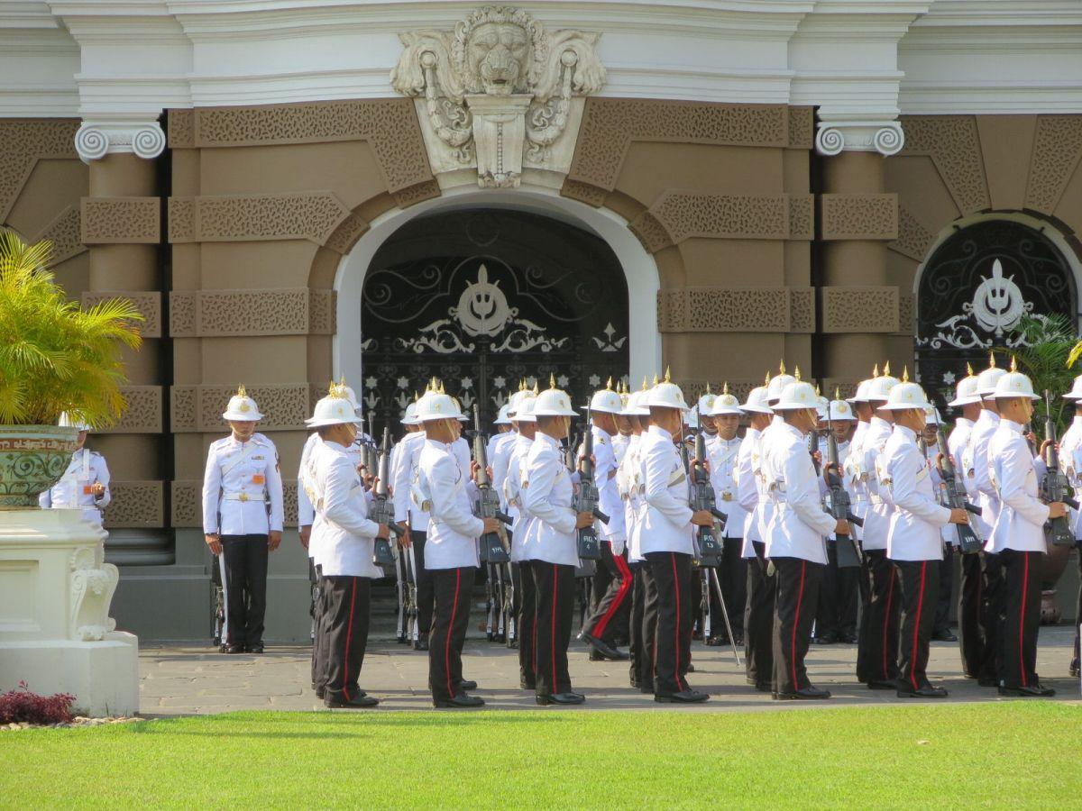 Grand Palace Bangkok Thailand