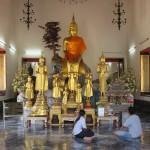 Wat Po Bangkok Thailand