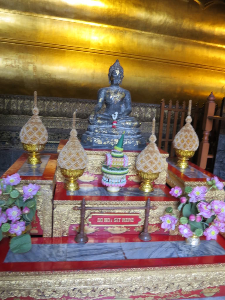 Temple of the Reclining Buddha Wat Po Thailand
