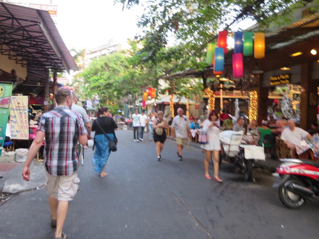 Khao San Road Bangkok Thailand 410