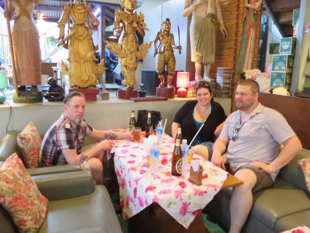 Khao San Road Bangkok Thailand 415