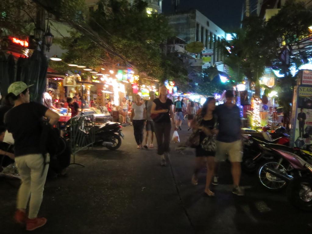 Khao San Road Bangkok Thailand 417