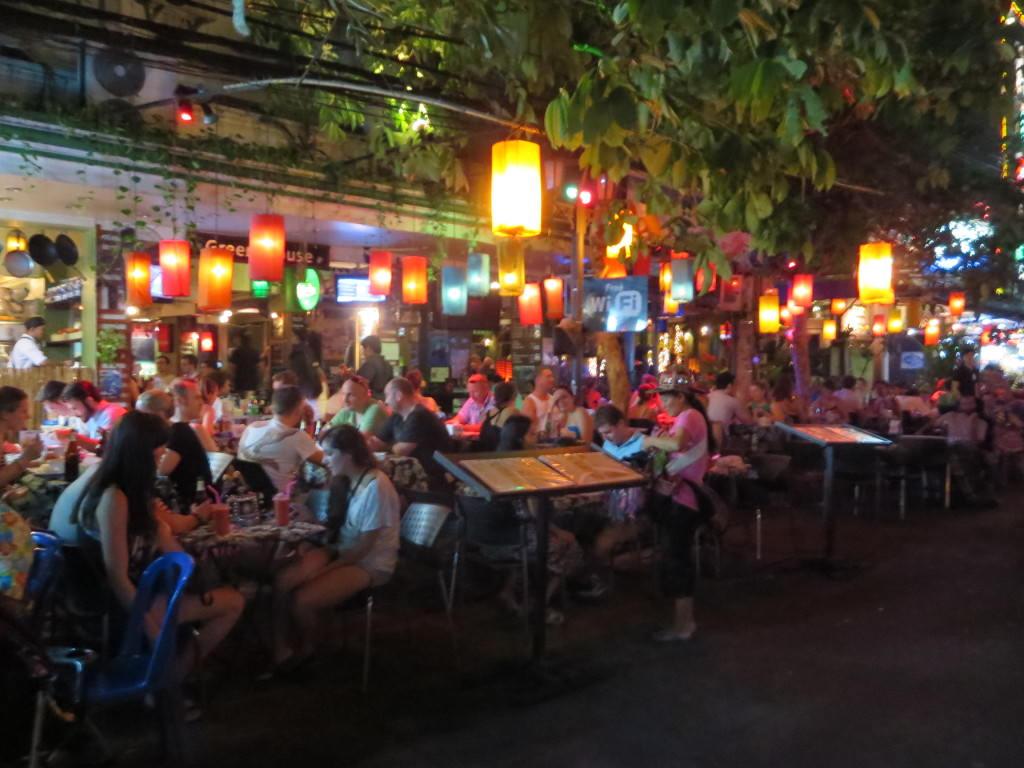 Khao San Road Bangkok Thailand 424