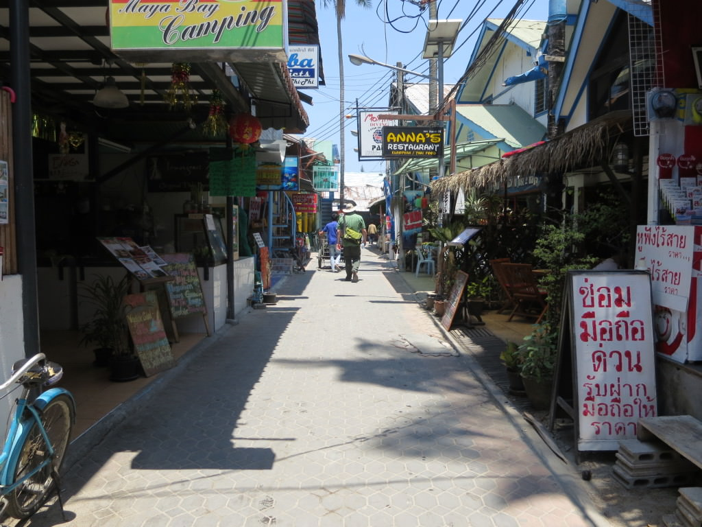 Tonsai Village Phi Phi Don Thailand 431