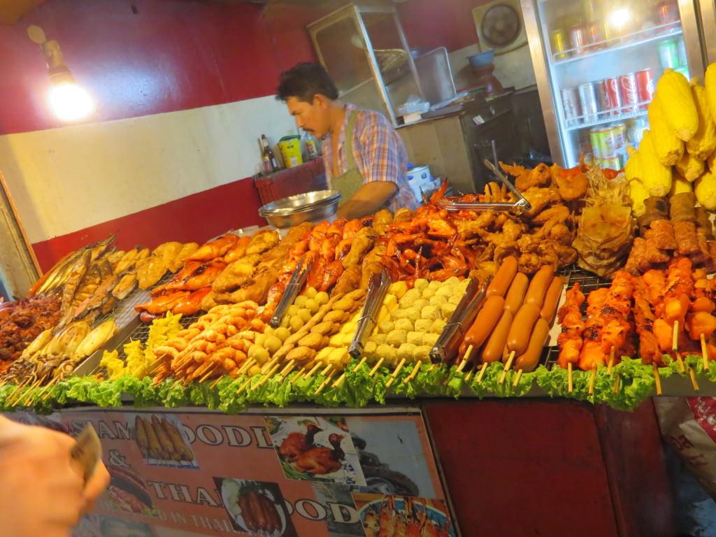 night market grill Phi Phi Don Thailand 443