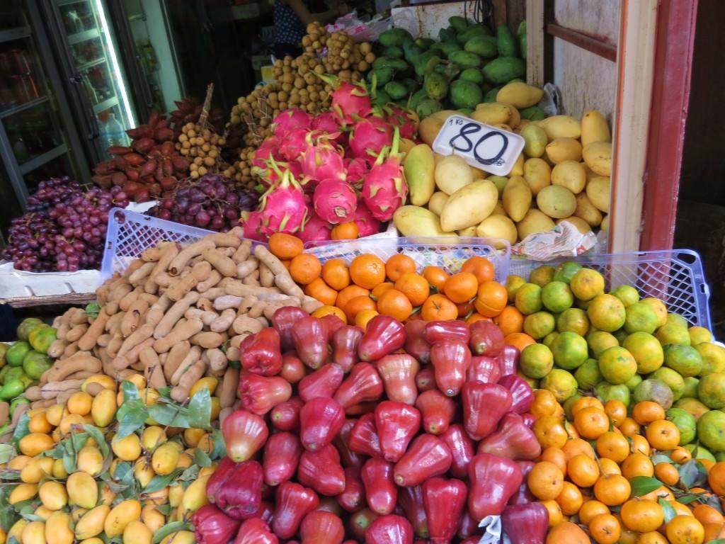 market in Tonsai Village Phi Phi Thailand 455